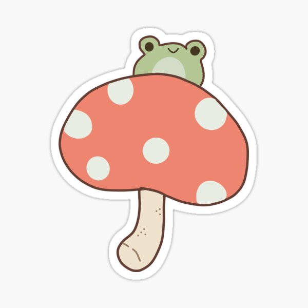 Froggy and Mushroom Ring