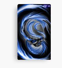 Electrified Mysticism Canvas Print