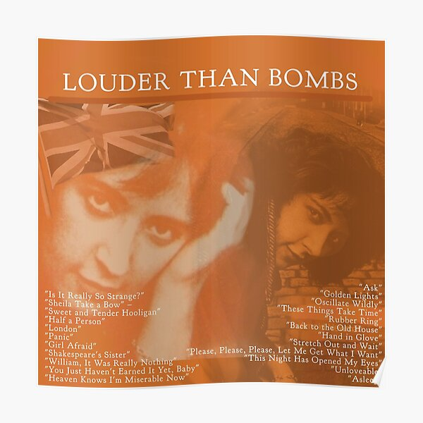 La bomba Póster
