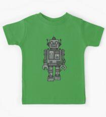 Vintage Robot Kids Clothes