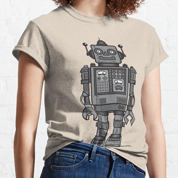 Vintage Robot Classic T-Shirt
