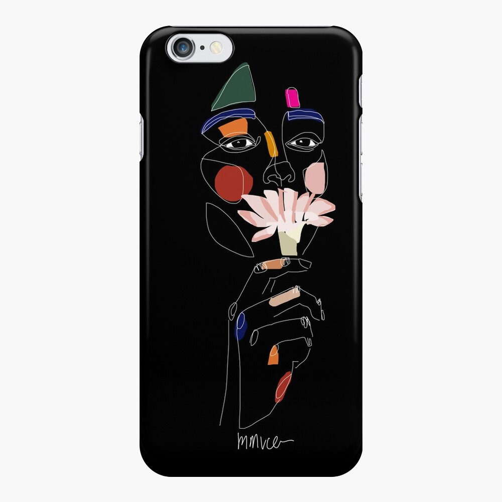 Flower Girl iPhone Case & Cover