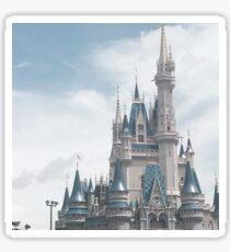 a castle party // Sticker