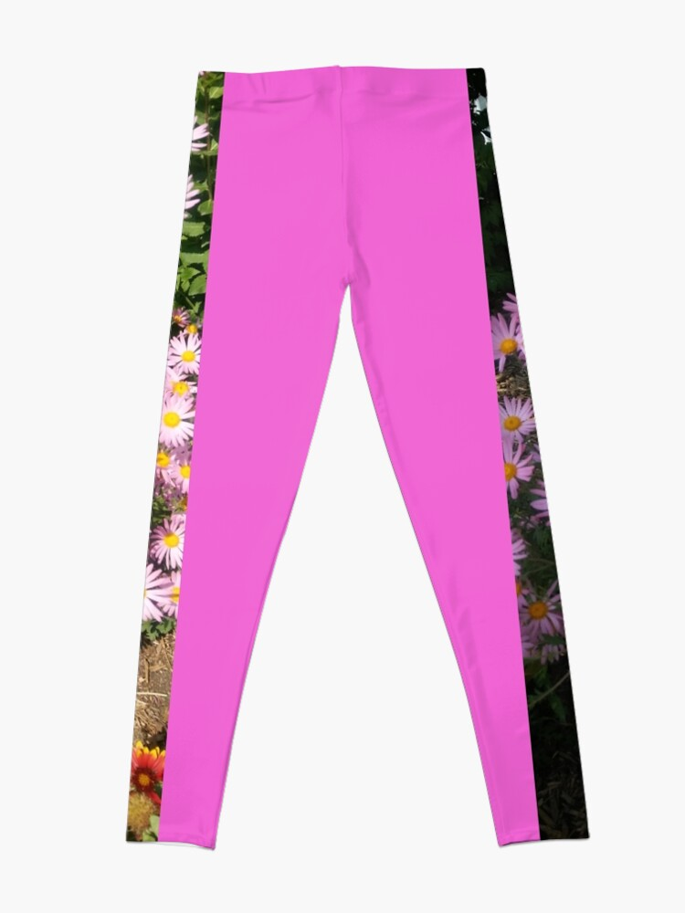 Alternate view of Pink Inspired Leggings