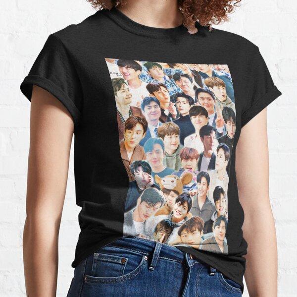 Kim Seon-ho collage Classic T-Shirt