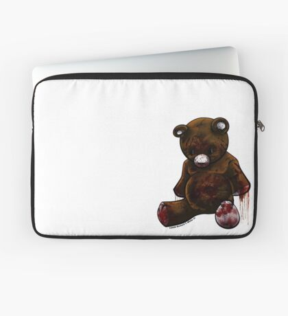 My Friend Teddy Laptop Sleeve