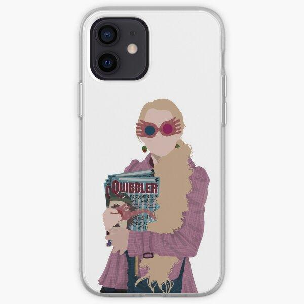 Luna Lovegood Coque souple iPhone