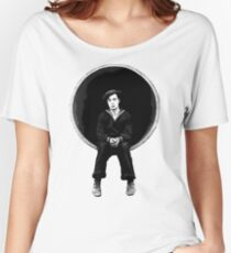 The Navigator - Buster Keaton Women's Relaxed Fit T-Shirt