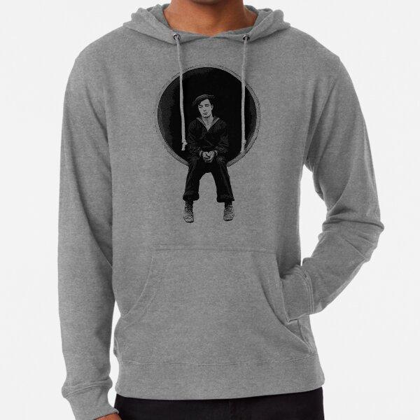 The Navigator - Buster Keaton Lightweight Hoodie