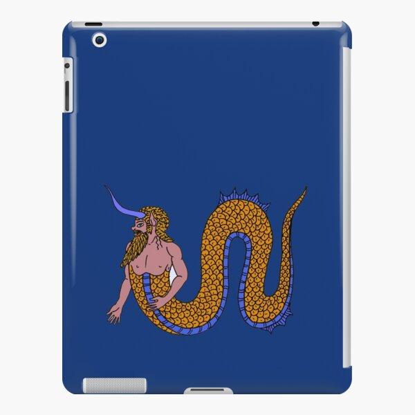 Merman, mythological Creature, Male Mermaid iPad Snap Case