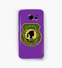Pawnee Goddess - Parks & Recreation Samsung Galaxy Case/Skin