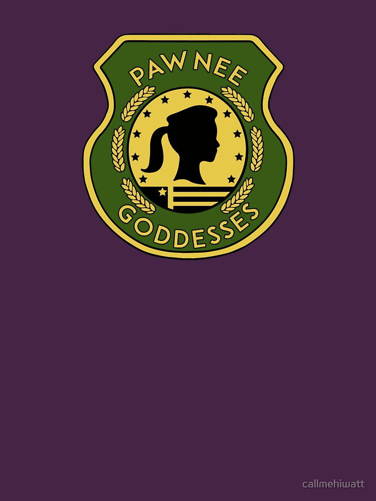 Pawnee Goddess - Parks & Recreation | Unisex T-Shirt