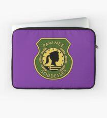 Pawnee Goddess - Parks & Recreation Laptop Sleeve