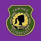 Pawnee Goddess - Parks & Recreation by callmehiwatt