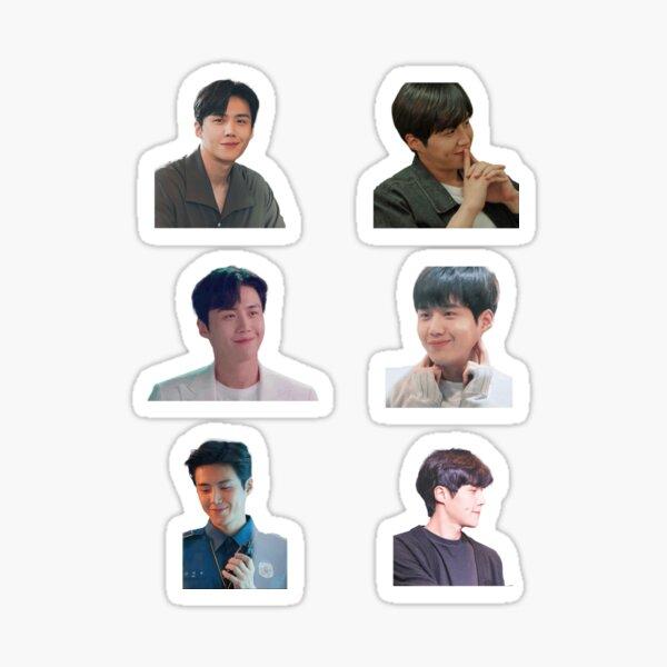 Kim Seon Ho (Han Ji Pyeong Start Up Kdrama)  Sticker