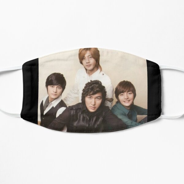Boys Over Flower Mask