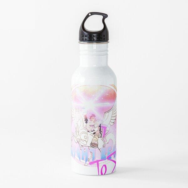 Cyborg -Night begins to Shine Water Bottle