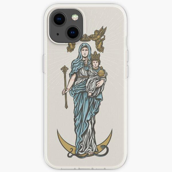 Regina Caeli iPhone Soft Case