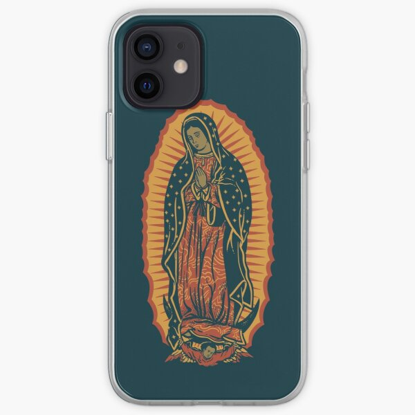 Our Lady of Guadalupe i-Phone Case iPhone Soft Case