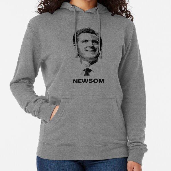 Governor Gavin Newsom Of California Lightweight Hoodie
