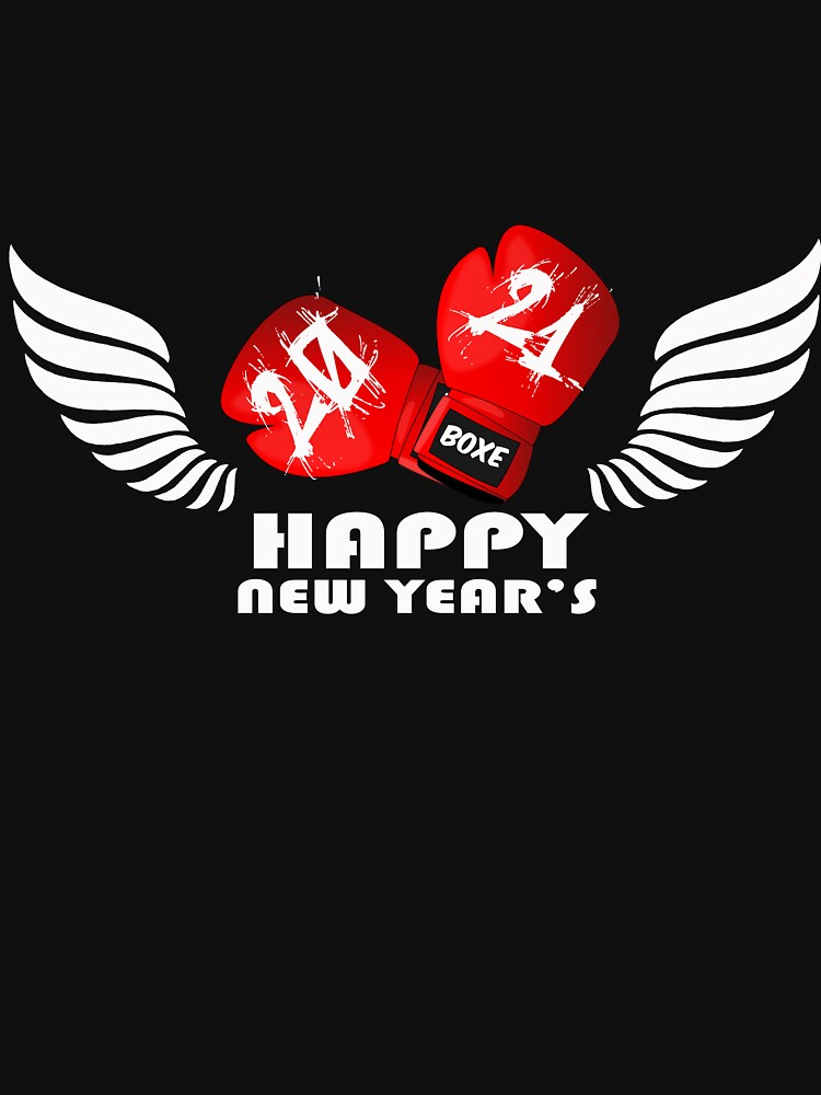 New Years in boxing Party  2021  by youperfect