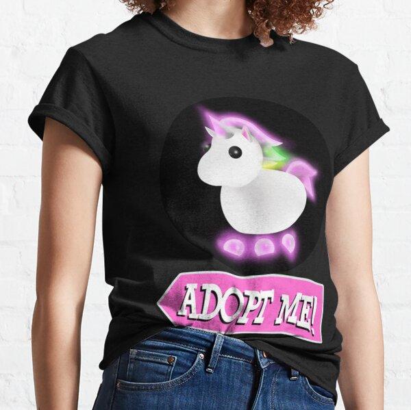 Adopt me Unicorn Classic T-Shirt
