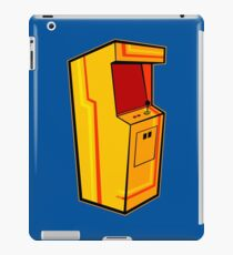 Arcade, Orange iPad Case/Skin