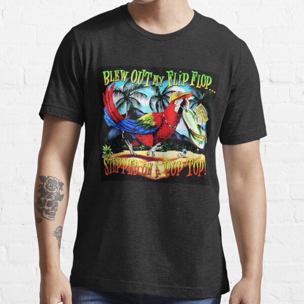 jimmy margaritaville 2021 flip flop kokbisa Essential T-Shirt