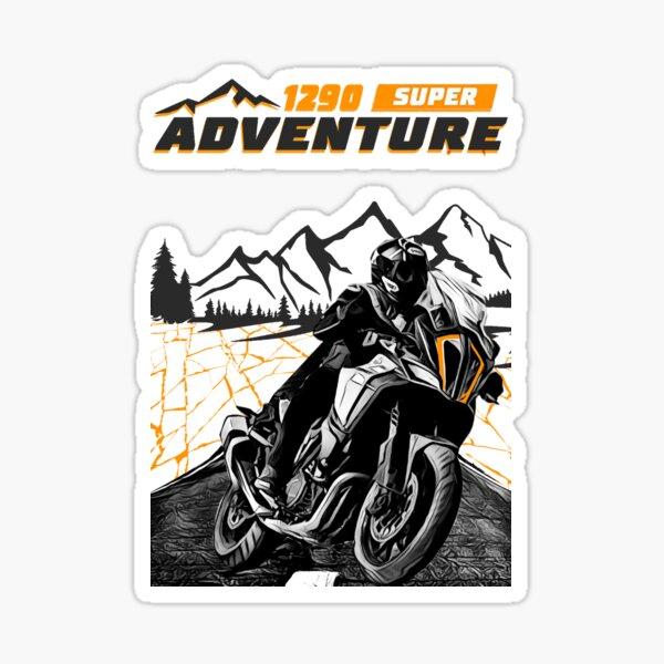 KTM 1290 Super Aventure S Sticker