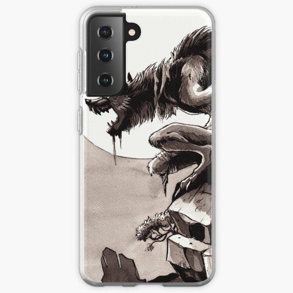Crag Werewolf Samsung Galaxy Soft Case