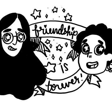Steven Universe: Friendship is Forever by joreebelle