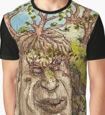Herman hill giant Graphic T-Shirt