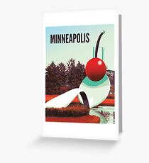 Minneapolis Greeting Card