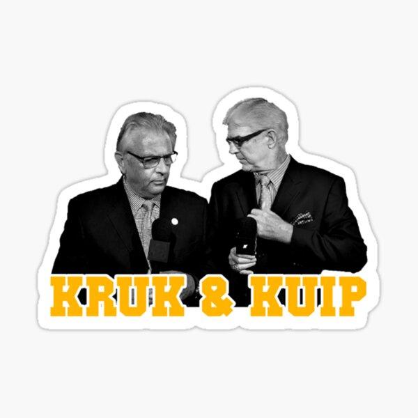 Kruk and Kuip  Sticker