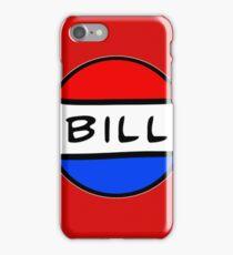 Bill Badge School House Rock iPhone Case/Skin