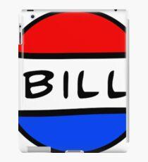 Bill Badge School House Rock iPad Case/Skin