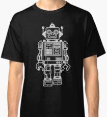 Vintage Toy Robot V2 Classic T-Shirt