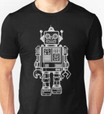 Vintage Toy Robot V2 T-Shirt