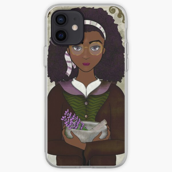 ABC's Types of Scientists: Botanist iPhone Soft Case