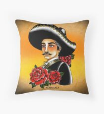 El Mariachi Throw Pillow