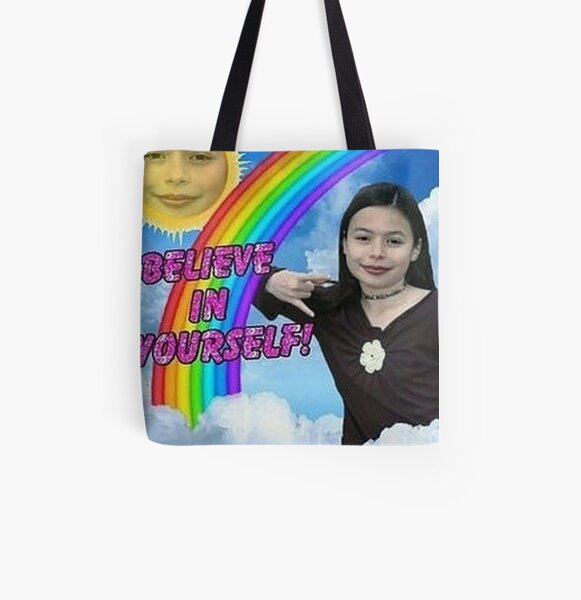 believe in uself! All Over Print Tote Bag