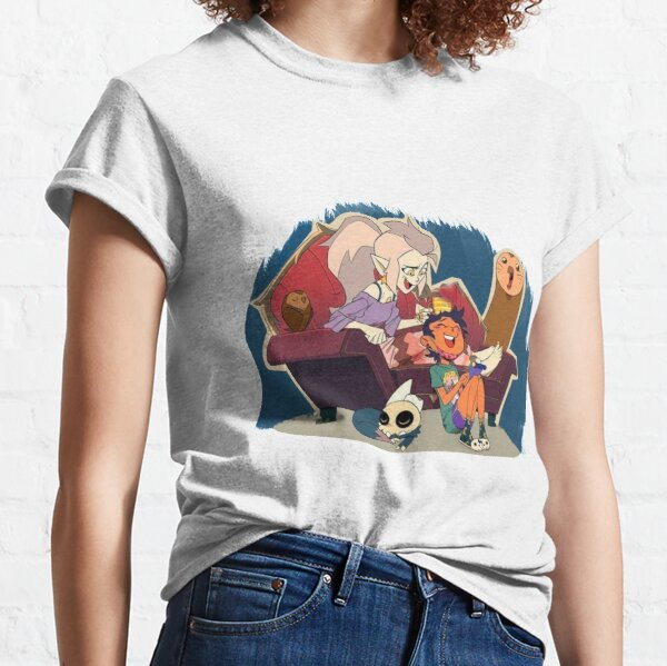 Sofa (The owl house) Classic T-Shirt