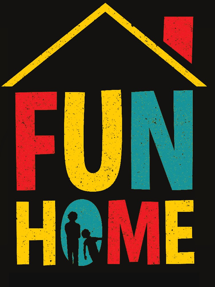 Fun Home Logo | Unisex T-Shirt