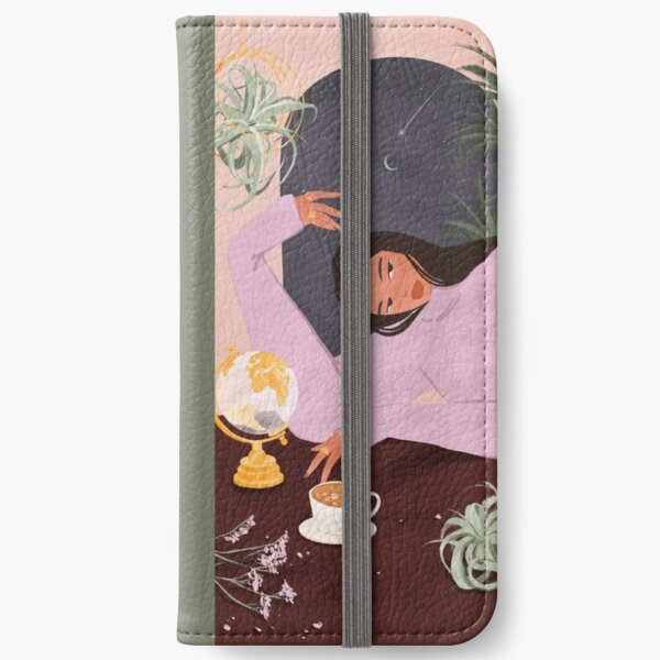 Dreamer iPhone Wallet