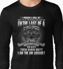 air assault badge Armored Vehicles  air assault hats  Assault Rifle So T-Shirt