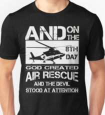 Five Fire Assistance Distraught  T-Shirt