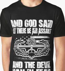 air assault sticker  air assault hats air assault mom air assault stic Graphic T-Shirt