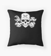 Mechanic Sayings T Shirts aircraft mechanic aircraft mechanic coffee   Throw Pillow