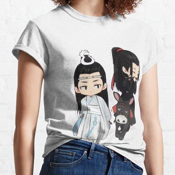 Wei Ying auf Esel Classic T-Shirt
