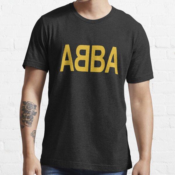 mama mia music disco logo Essential T-Shirt